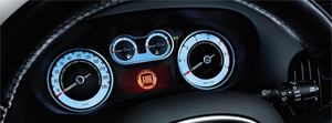 Fiat Instrument Cluster Faults