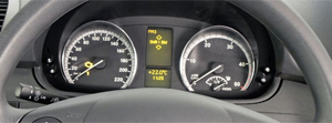 Mercedes Vito Instrument Cluster Fault