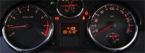 Peugeot Instrument Cluster Faults
