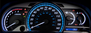 Toyota Instrument Cluster Repair